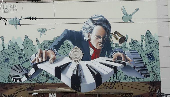 BeethovenStreetart